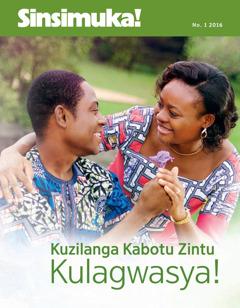 Magazini ya Sinsimuka!, Na. 1 2016 | Kuzilanga Kabotu Zintu Kulagwasya!