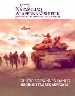 Napasuliaq Alapernaarsuiffik, saqqaa, nr. 1 2016 | Guutip sorsunneq qanoq isiginnittaaseqarfigaa?