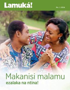 Zulunalo Lamuká!, No. 1 2016 | Makanisi malamu ezalaka na ntina!