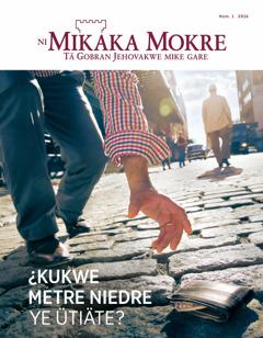 Tärä kwata Ni Mikaka Mokre enero-febrero 2016 yebätä | ¿Nikwe kukwe metre niedre ye ütiäte?