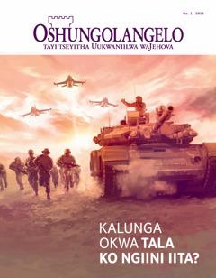 Efo lyokombanda lyOshungolangelo yaJanuali–Febuluali 2016   Kalunga okwa tala ko ngiini iita?