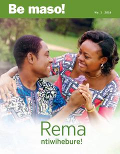 Ikinyamakuru Bemaso!, No. 1 2016 | Rema ntiwihebure!