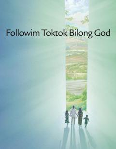 Followim Toktok Bilong God brochure