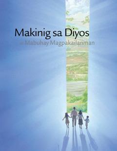 Brosyur na Makinig sa Diyos at Mabuhay Magpakailanman