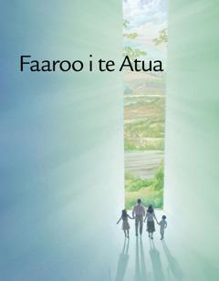 Buka rairai Faaroo i te Atua