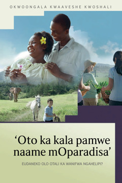 Okafo kokushiva ovanhu kEdimbuluko lefyo laKristus lomo2016