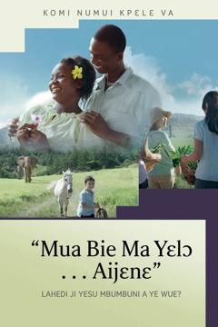 Toi wue gɔlei Kiiya Gomi va kɔlongɔ Yesu haalei ma 2016