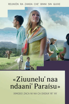 Invitación para guietenalá'dxinu guendaguti sti' Cristu iza2016