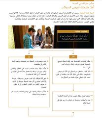 حسِّن مهاراتك في الخدمة: أعدَّ مقدمتك لعرض المجلات