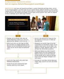 Im Predigtdienst geschickter werden: Sich ein eigenes Zeitschriftenangebot zurechtlegen