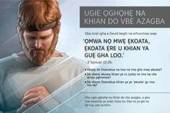 Ebe Itie Ọghe Asikoko Odin Na Khian Do Vbe 2016