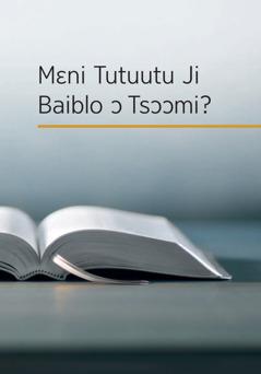 Mɛni Tutuutu Ji Baibloɔ Tsɔɔmi?