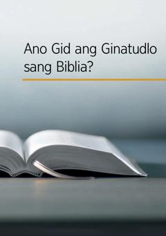 Ano Gid ang Ginatudlo sang Biblia?