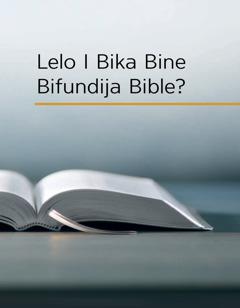 Lelo I Bika Bine Bifundija Bible?