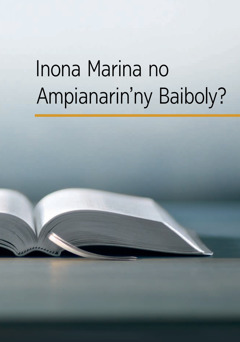 Inona Marina no Ampianarin'ny Baiboly?