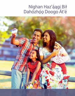 Happy Family brochure