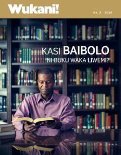 Wukani! Na. 2 2016 | Kasi Baibolo Ni Buku Waka Liwemi?
