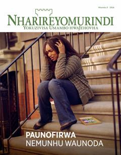 Nharireyomurindi Nhamba 3 2016 | Paunofirwa Nemunhu Waunoda