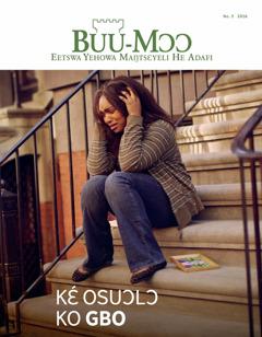 Buu-Mɔɔ No. 3 2016 | Kɛ́ Osuɔlɔ ko Gbo