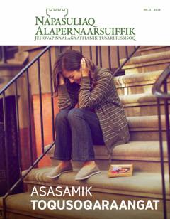 Napasuliaq Alapernaarsuiffik nr. 3 2016 | Asasamik toqusoqaraangat