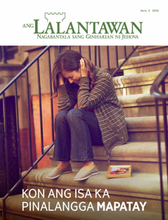 Ang Lalantawan Num. 3 2016 | Kon ang Isa ka Pinalangga Mapatay