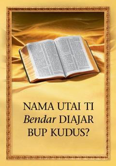 Nama Utai ti Bendar Diajar Bup Kudus?