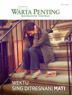Warta Penting No. 3 2016 | Wektu sing Ditresnani Mati