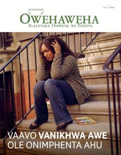 Owehaweha N.° 3 2016 | Vaavo Vanikhwa Awe Ole Onimphenta Ahu