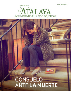 Revista La Atalaya, número 3de 2016 | Consuelo ante la muerte