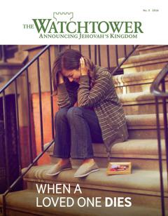Y Watchtower Rhif 3 2016 | When a Loved One Dies