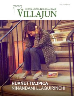 Mayo 2016 Villajun revista | Shuj juyashca familia huañujpi