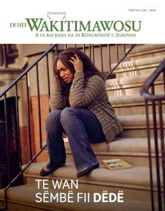Di Hei Wakitimawosu u sebitaa-liba u 2016 | Andi sa heepi i te wan sëmbë fii dëdë?