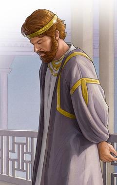 David betet