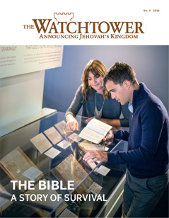 The Watchtower No. 4 2016 | The Bible—A Story of Survival