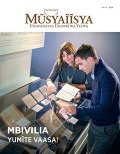 Ĩkaseti ya Mũsyaĩĩsya Na. 4 | Mbivilia Yumĩte Vaasa