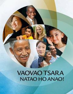 Vaovao Tsara Natao ho Anao!