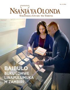 Nsanza ya Mulindiri N.° 4 | Baibulo Lapulumuka M'zinthu Zambiri