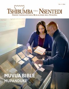Tshibumba tshia Nsentedi No. 4/2016 | Muvua Bible mupanduke