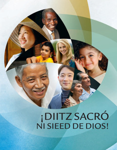 Diitz sacró ni sieed de Dios