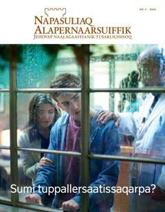 Napasuliaq Alapernaarsuiffik nr. 5 2016 | Sumi tuppallersaatissaqarpa?