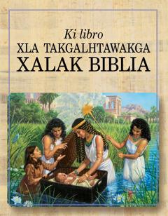 Ki libro xla takgalhtawakga xalak Biblia