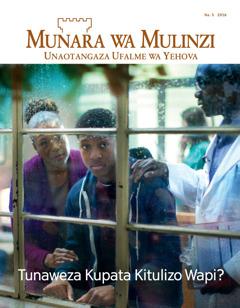 Munara wa Mulinzi No. 52016 | Tunaweza Kupata Kitulizo Wapi?