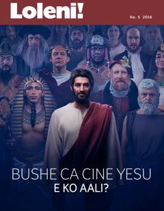Loleni! No. 5 2016 | Bushe ca Cine Yesu E ko Aali?