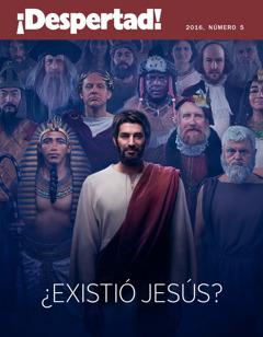 ¡Despertad! aldizkaria 5zb., 2016| ¿Existió Jesús?