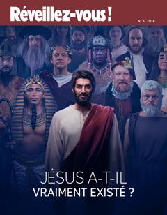 Réveillez-Vous ! No.5 2016 | Jésus a-t-il vraiment existé ?