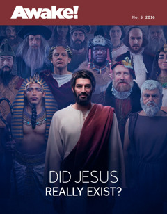 Awake! No. 5 2016 | Did Jesus Really Exist?