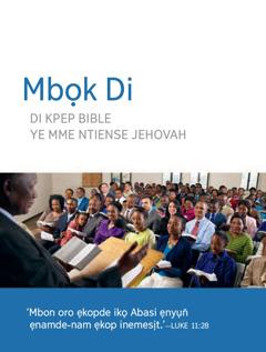 N̄wedikot Mbono Esop