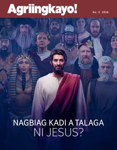 Agriingkayo! No. 5 2016 | Nagbiag Kadi a Talaga ni Jesus?