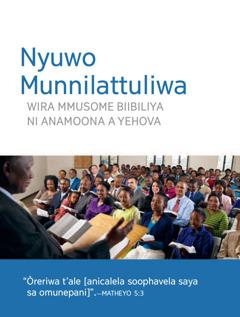 Nlattulo na Mithukumano sa Mmulokoni