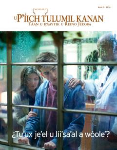U P'íich Tulumil Kanan 2016, núm. 5| ¿Tu'ux je'el u líi'sa'al a wóole'?